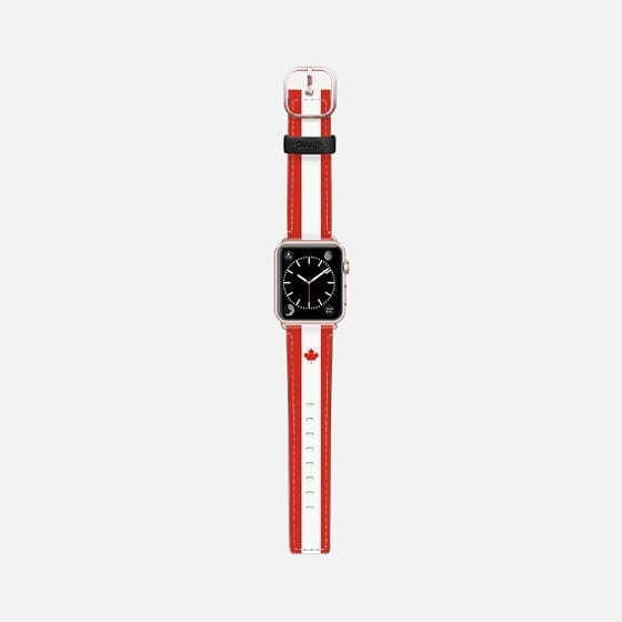 World Cup: Casetify Saffiano Leather Apple Watch Band Canada