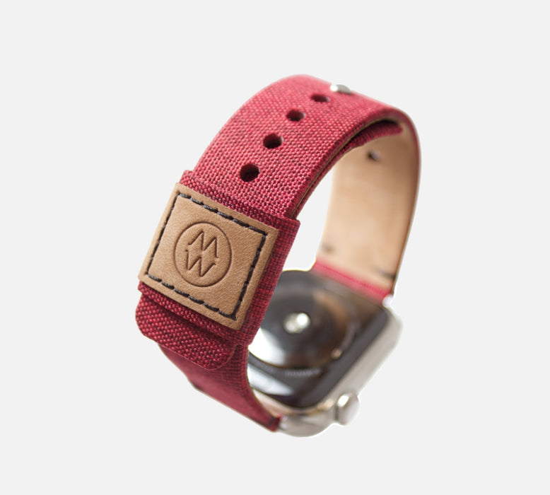 Monowear Urban Canvas Apple Watch Band