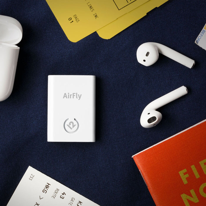 Twelve South AirFly Bluetooth Adapter For AirPod (or any Bluetooth headphones)