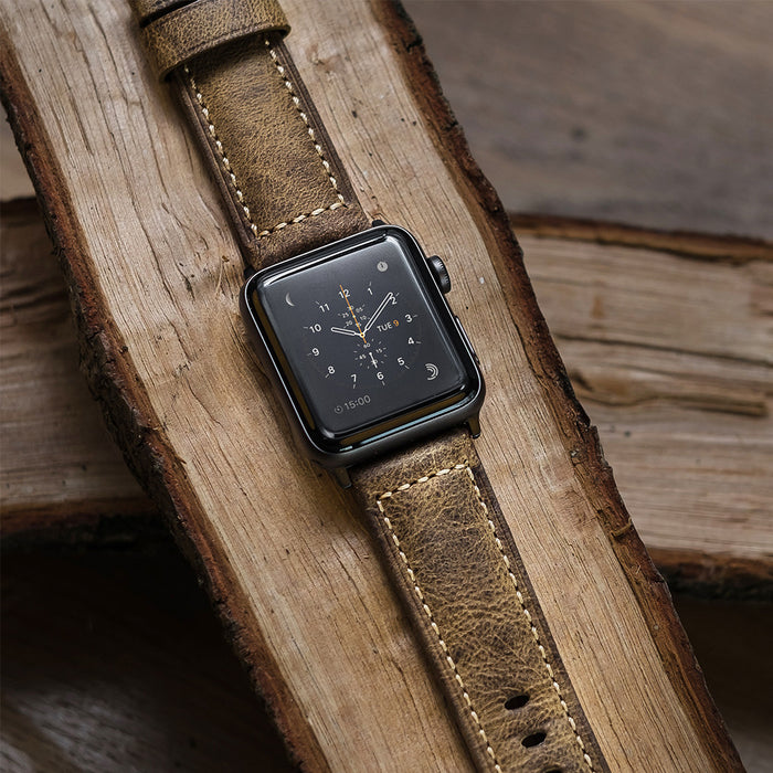 Strapple Confidens: Amber - Cult of Mac Watch Store