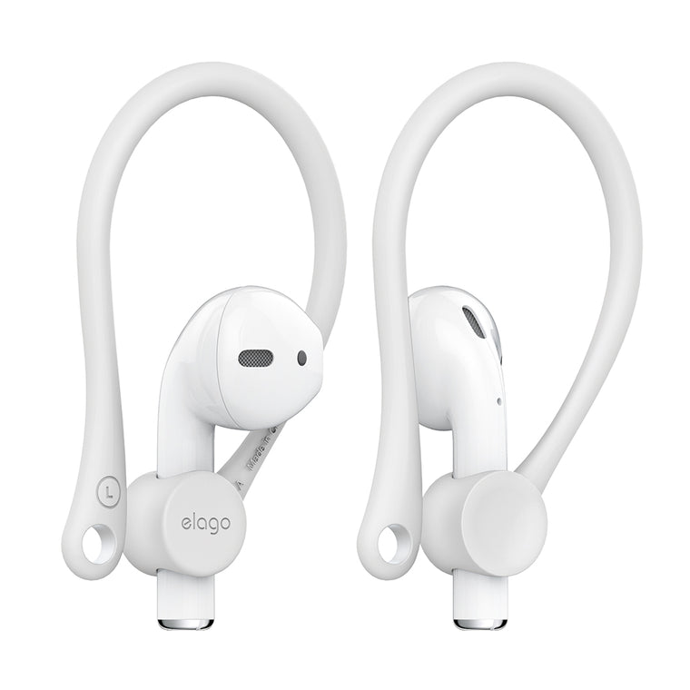 Elago Airpods EarHook - White