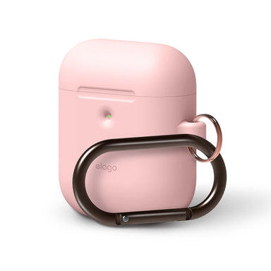 Elago 1 & 2 Airpods Hang Case - Lovely Pink