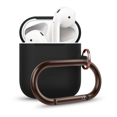 Elago 1 & 2 AirPods Hang Case - Black