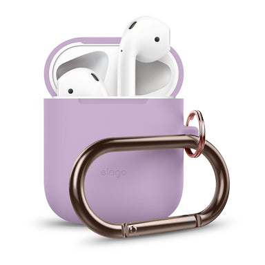 Elago AirPods Hang Case - Lavender