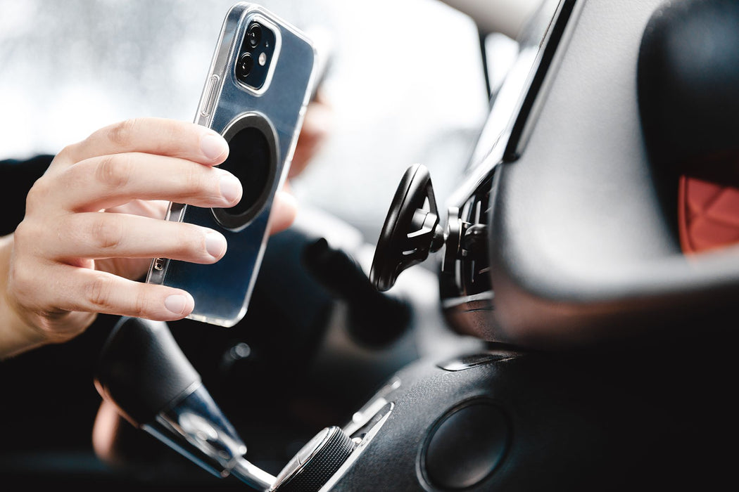 MagEasy Car Mount For iPhone 12 (Bracket Type)
