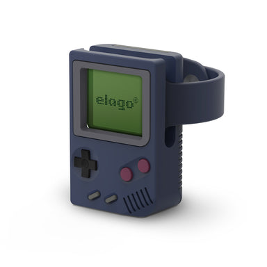 Elago W5 Apple Watch Stand - Jean Indigo