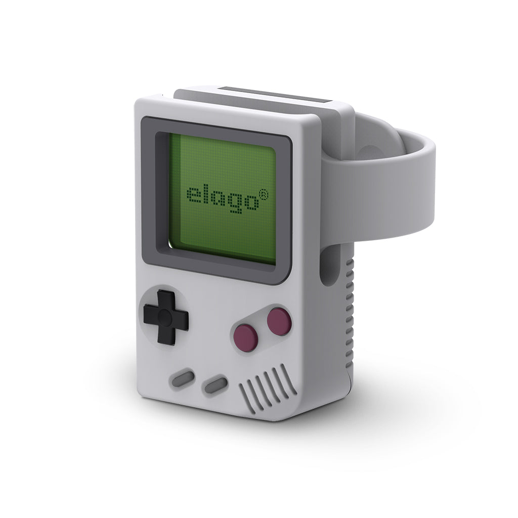 Elago W5 Apple Watch Stand - Light Gray