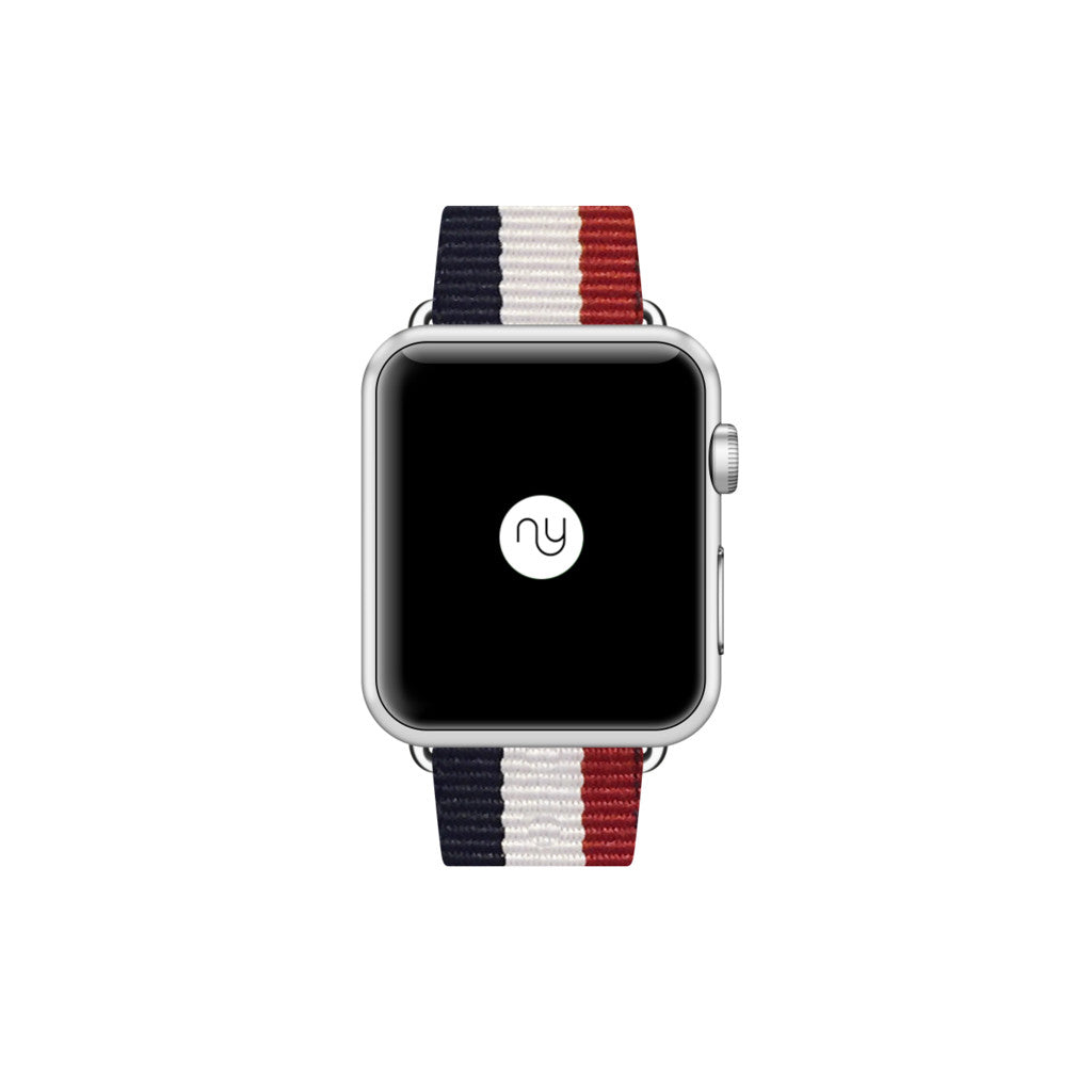 Nyloon Elysee Nylon Band - Cult of Mac Watch Store