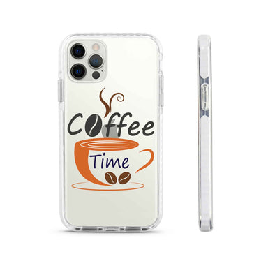 Limited77 Coffee Time Silicone iPhone Case