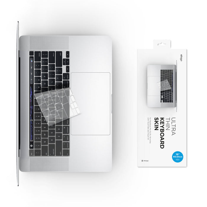 "Elago Macbook Pro 16"" Ultra Slim Keyboard Skin"