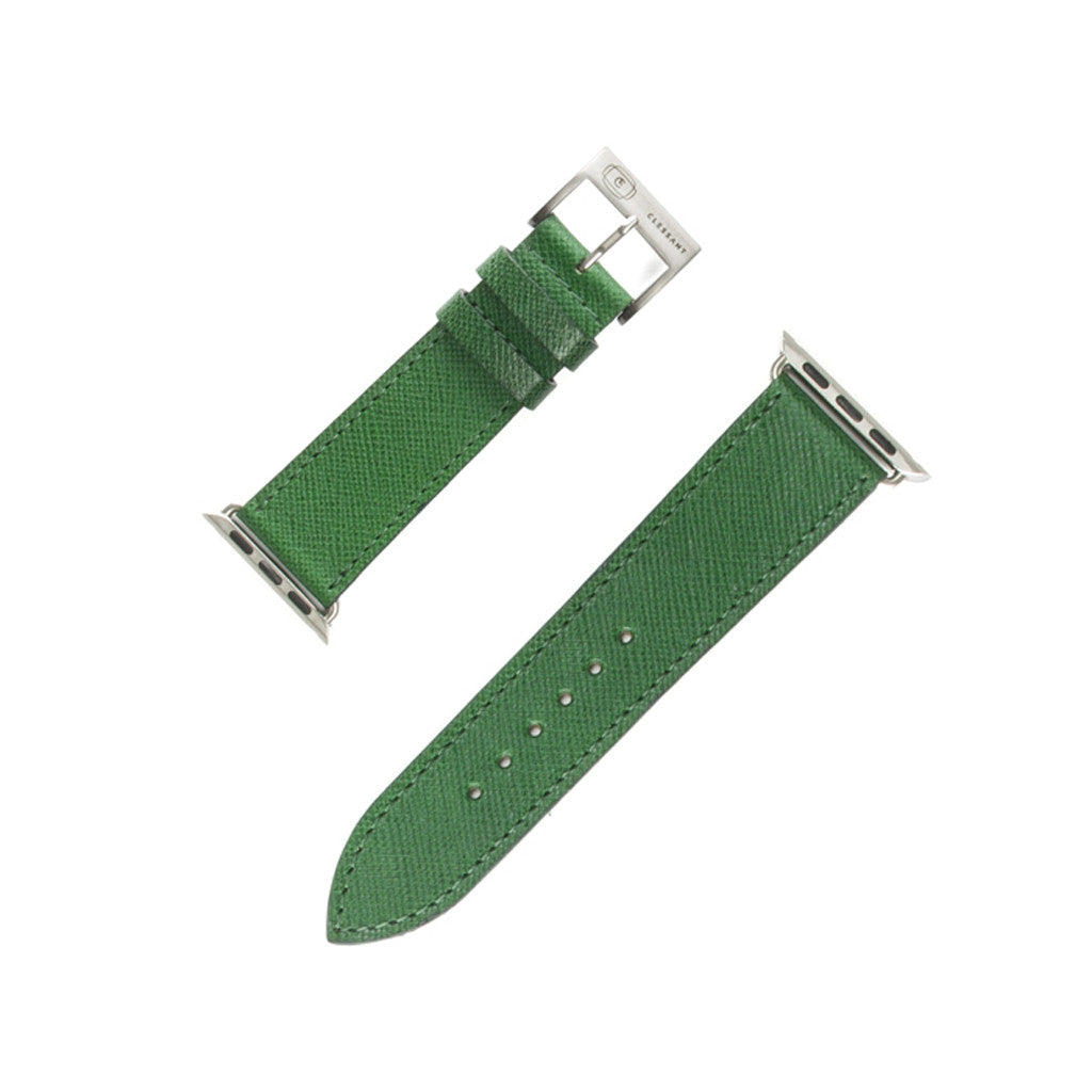 Clessant Russian Green Apple Watch Band