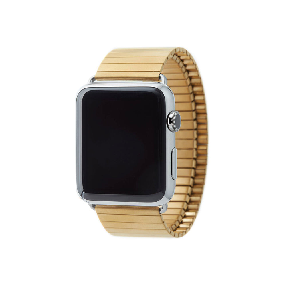 Rilee & Lo Apple Watch Band Yellow Gold 38 mm - Cult of Mac Watch Store