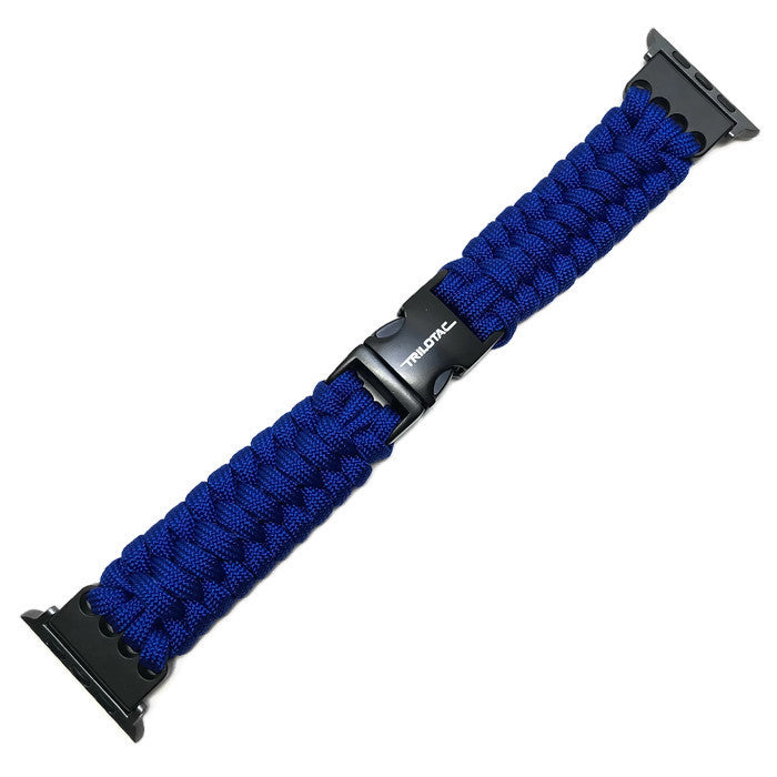 Trilotac Original Paracord Apple Watch Band -- Cult of Mac Watch Store