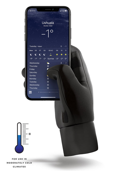 Mujjo Double-Insulated Touchscreen Gloves