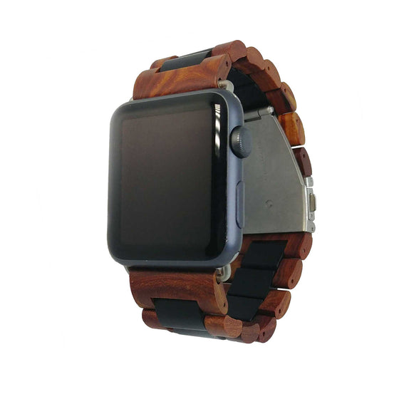 Ottm Indonesian Sandalwood Apple Watch Band  - Cult of Mac Watch Store