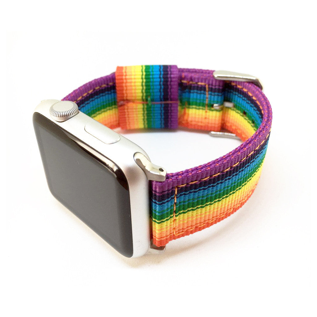 Nyloon Pride Nylon Band - Cult of Mac Watch Store