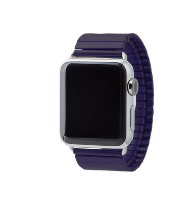 Rilee & Lo Apple Watch Band Purple 38 mm - Cult of Mac Watch Store