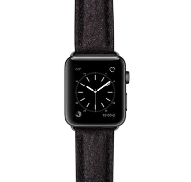 Mezando Apple Watch Band - Rough Black
