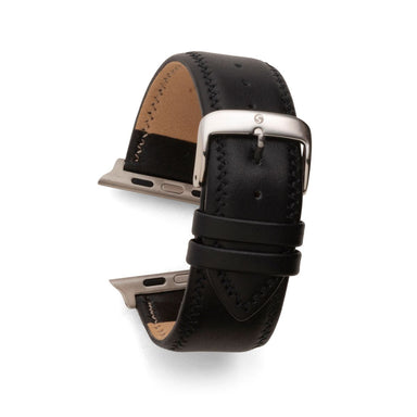 Speidel Royal English Leather Apple Watch Band
