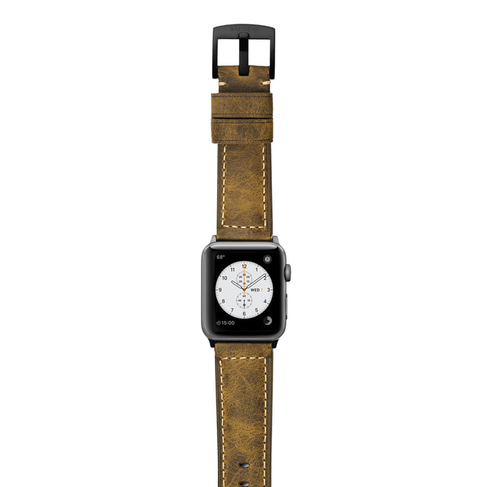 Strapa Confidens Amber Apple Watch Band - Cult of Mac Watch Store