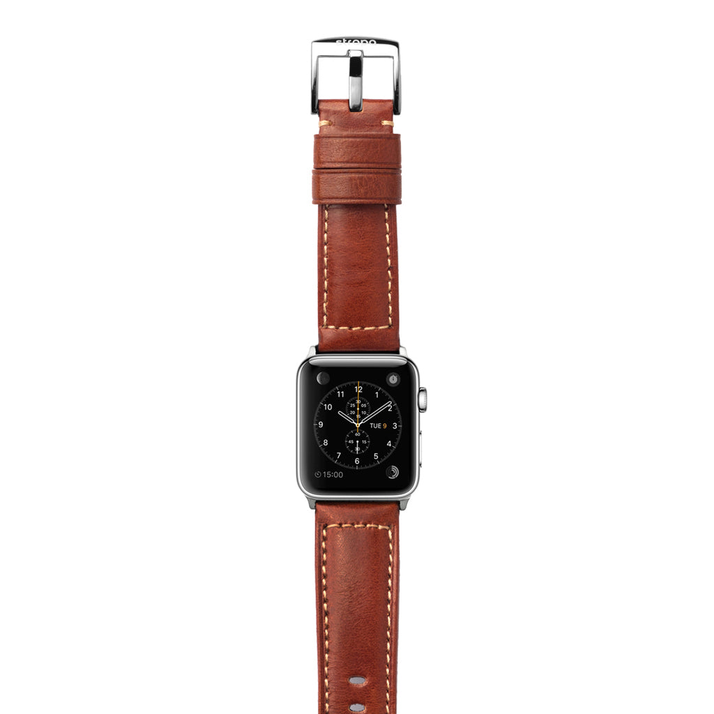 Strapa Primus Apple Watch Band - Cult of Mac Watch Store