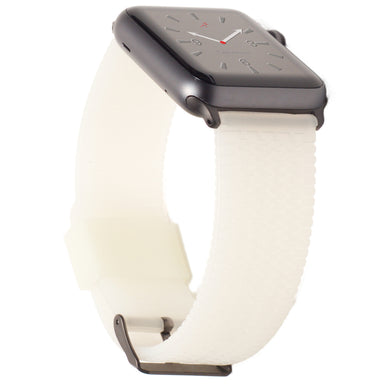 Carterjett Tire Tread Sport Apple Watch Band in Glow - Cult of Mac Watch Store