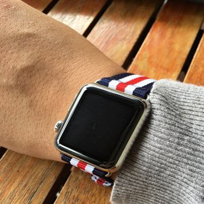 Nyloon Talbot Nylon Band - Cult of Mac Watch Store