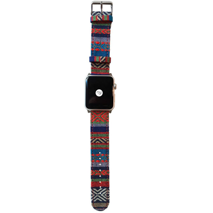 Nyloon Tanok Nylon Apple Watch Band - Cult of Mac Watch Store