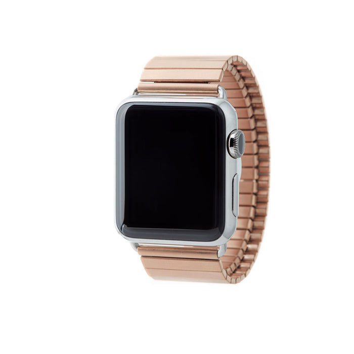 Rilee & Lo Apple Watch Band Rose Gold 38 mm  - Cult of Mac Watch Store