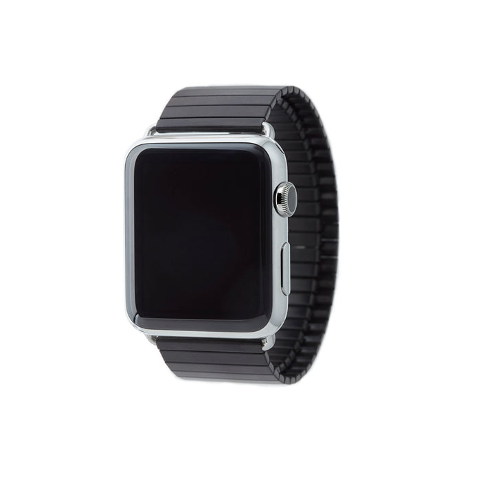 Rilee & Lo Apple Watch Band Black 42 mm - Cult of Mac Watch Store