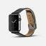 Monowear Depolyant Leather Apple Watch Band