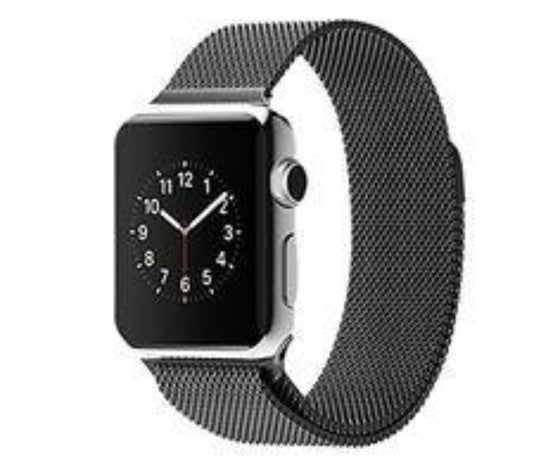 Bluestein Milanese Magnetic Closure Apple Watch Band