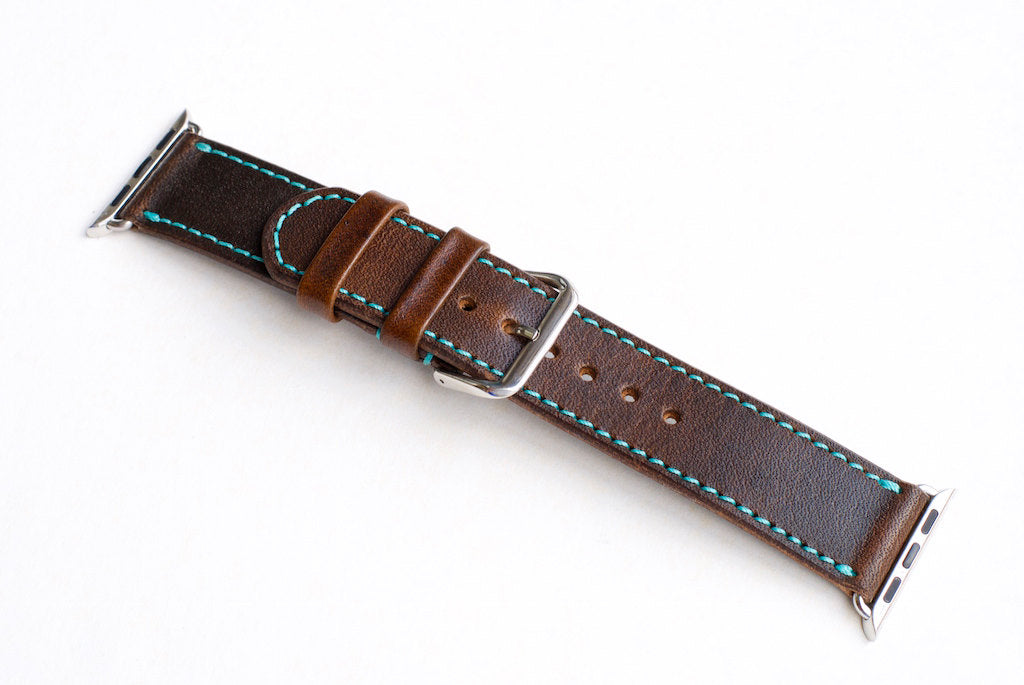OleksynPrannyk Chestnut Apple Watch Band