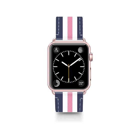 Casetify Classic Lady Leather Apple Watch Band