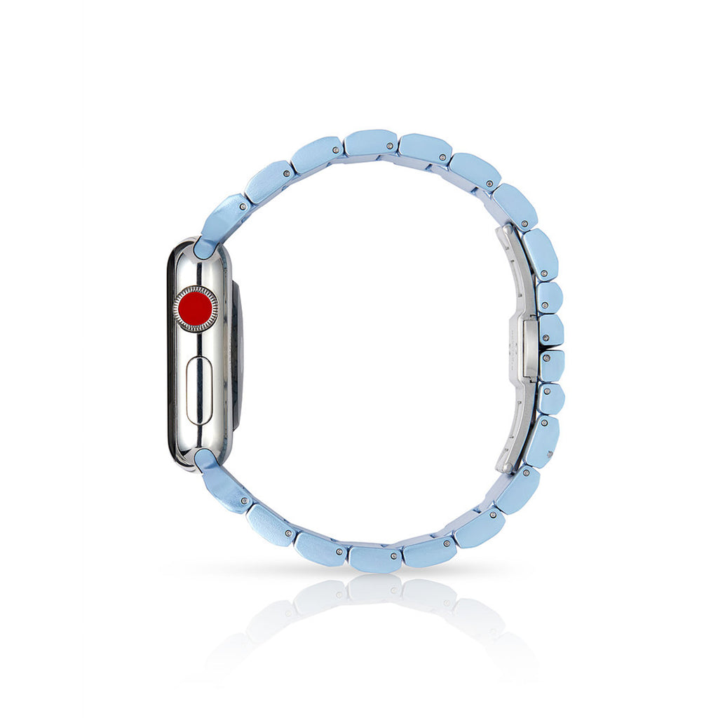 Juuk Ligero Frost Apple Watch Band - Cult of Mac Watch Store