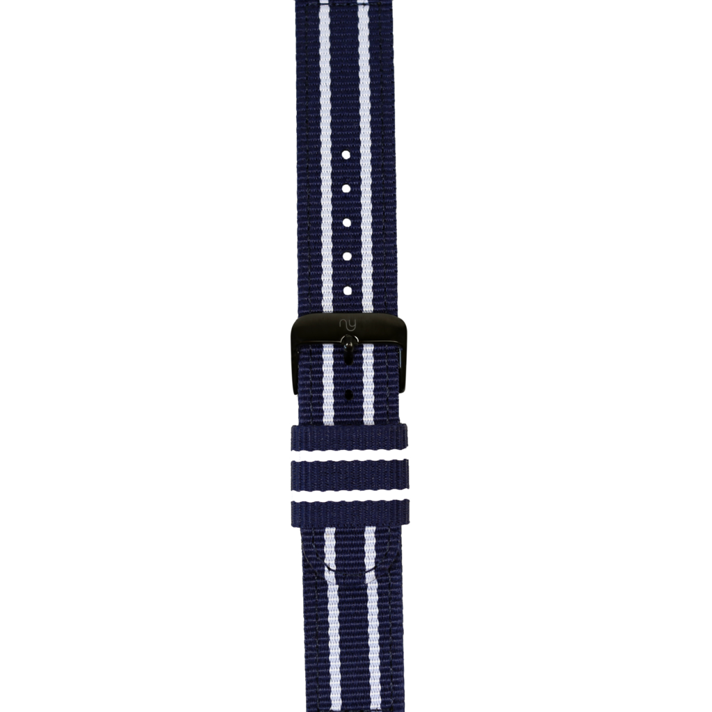 Nyloon Hudson Nylon Apple Watch Band - Cult of Mac Watch Store