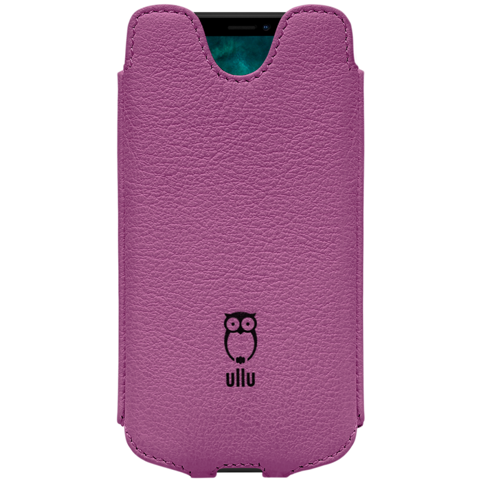 Ullu Dual Case in Premium Leather iPhone X/XS, XS Max