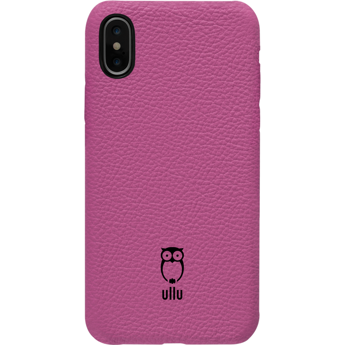 Ullu SnapOn Case in Premium Leather iPhone X/XS, XS Max