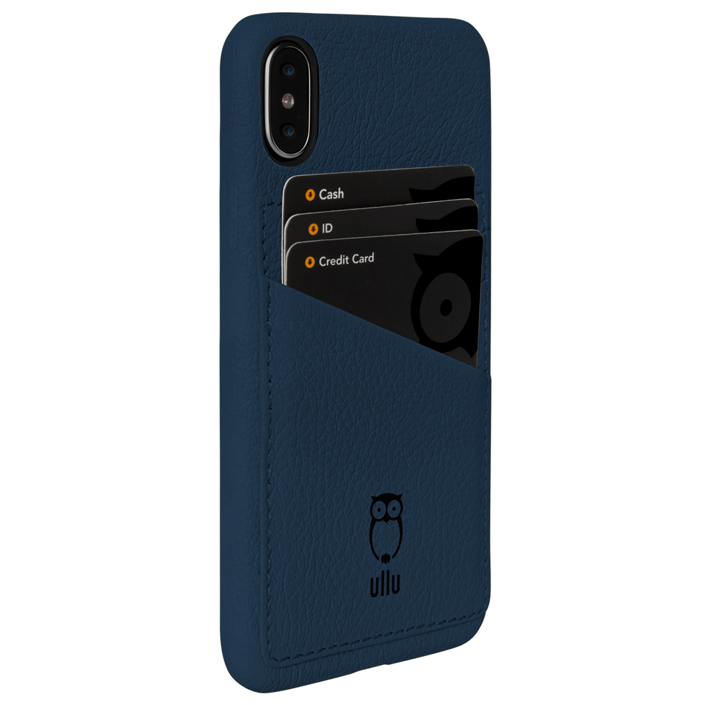 Ullu Wally Case in Premium Leather iPhone X/XS, XS Max