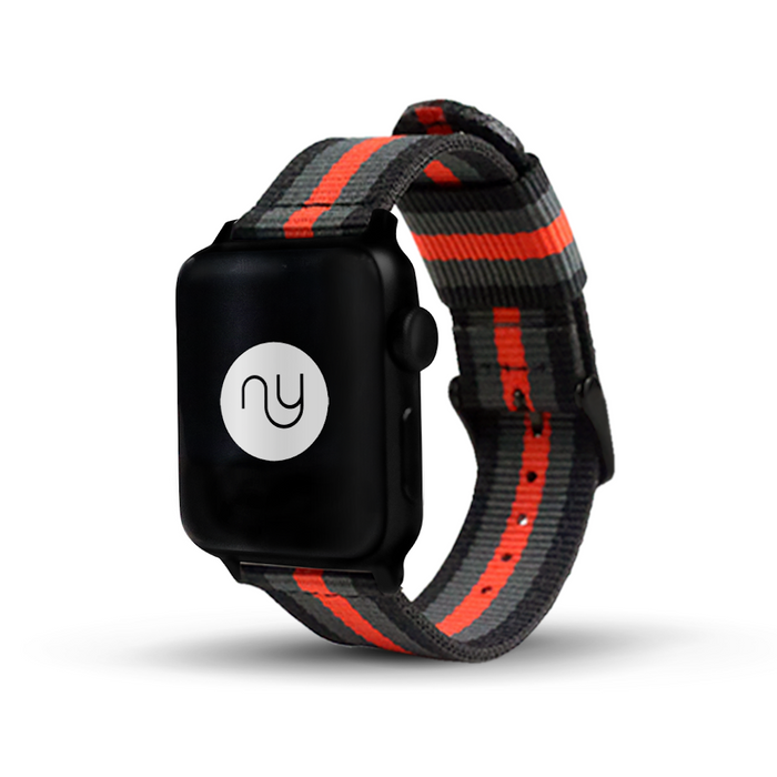 Nyloon Nevi Nylon Apple Watch Band - Cult of Mac Watch Store