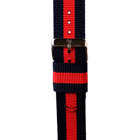 Nyloon Napier Nylon Apple Watch Band