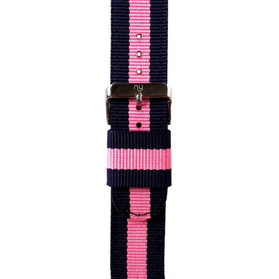 Nyloon Rosse Nylon Apple Watch Band