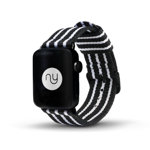 Nyloon Preston Nylon Apple Watch Band - Cult of Mac Watch Store