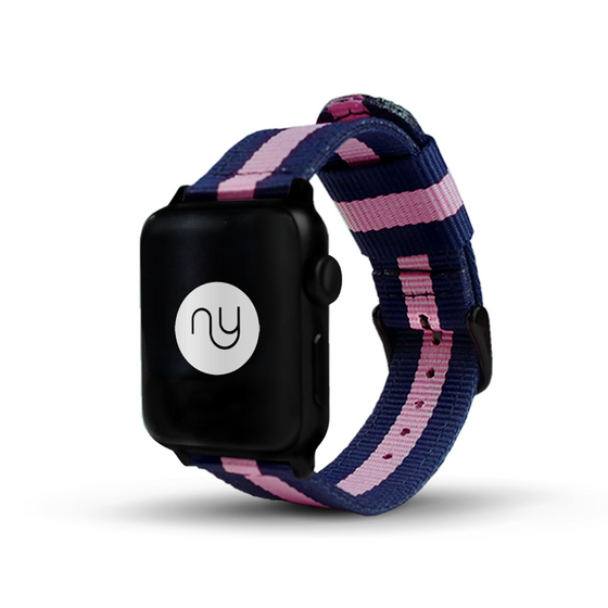 Nyloon Rosse Nylon Apple Watch Band - Cult of Mac Watch Store