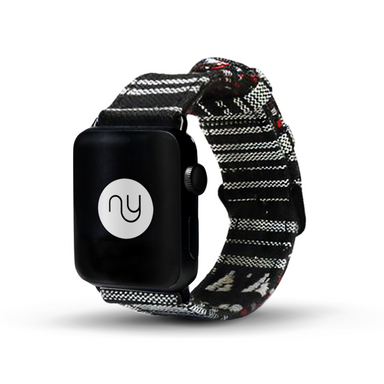 Nyloon Stark Nylon Apple Watch Band - Cult of Mac Watch Store