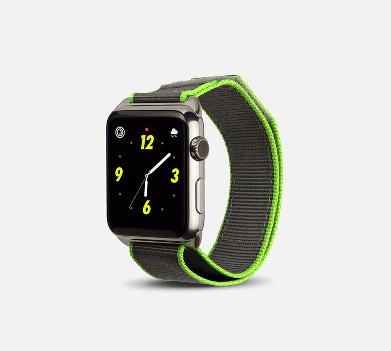 Monowear Nylon Active Vibe Apple Watch Band
