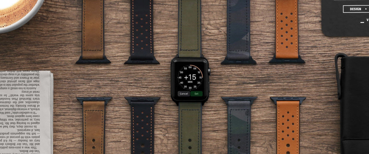 Apple Watch Series 4 bands