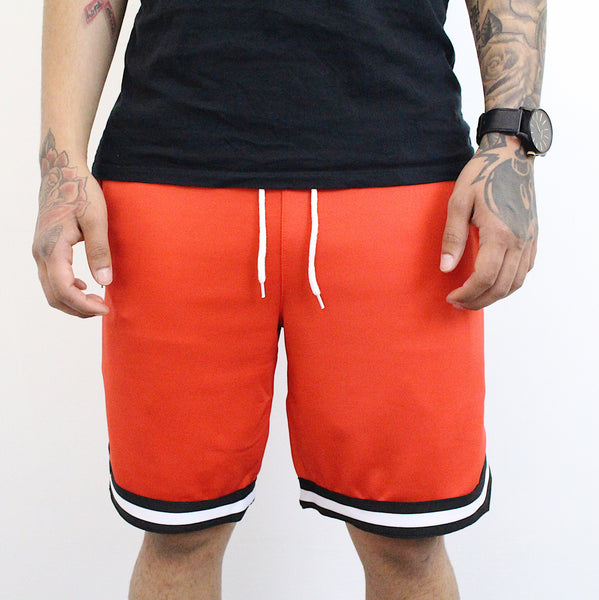 Xander Shorts (Red)