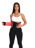Melted Fitness Belt – Coral - MELTED FITNESS