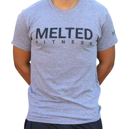 MELTED FITNESS T-SHIRT - MENS - MELTED FITNESS